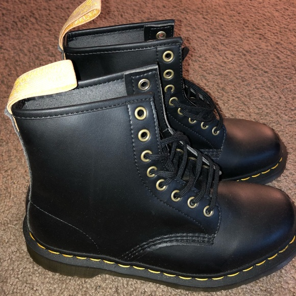 ad2d53d40d4 Vegan 101 Dr Marten Boots